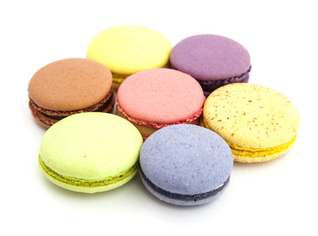 Photo colorful macaroon Stock Photo - 23015329
