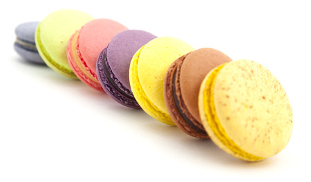 Photo colorful macaroon Stock Photo - 23015330