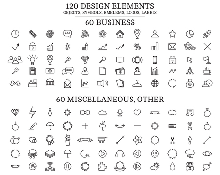 topics: A large collection of icons on various topics