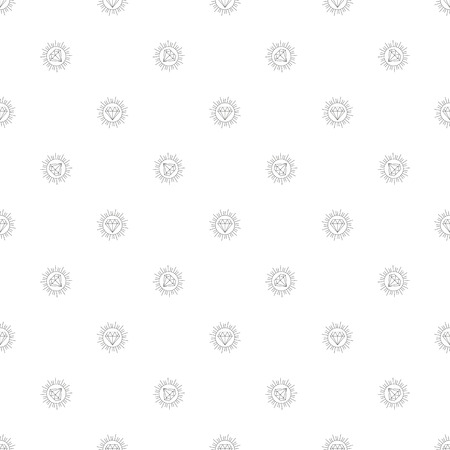 propagated: Diamonds Icons set, design element, symbol of the success of wealth and fame, seamless pattern of diamonds that can be propagated to an unlimited number of times.
