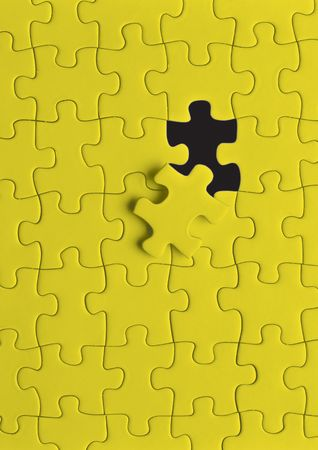 closeups: puzzle is great for borders frames or backgrounds.
