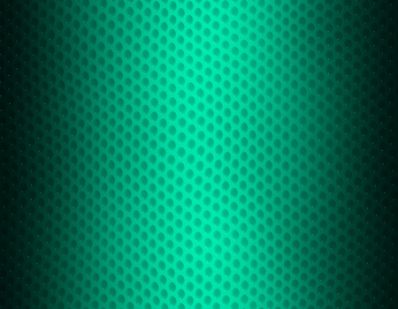 Green and emerald gradient snake skin seamless pattern, bubble scale Stockfoto