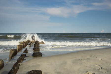 grand strand: Pawleys Island