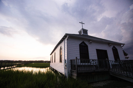 grand strand: Pawleys Island Chapel