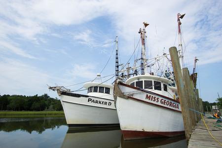 shrimp boat: Shrimp Boat