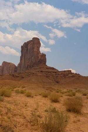 Monument Valley Foto de archivo