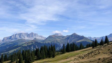 swiss alps: the Swiss Alps Stock Photo