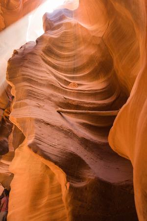 Antelope Canyon Stok Fotoğraf