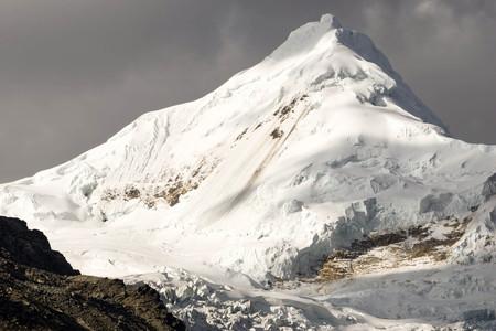 cordillera: Cordillera Blanca in Peru