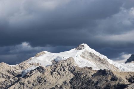 blanca: Ishinca in the Cordillera Blanca