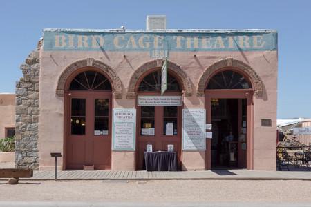 historic theatre in Tombstone, Arizona