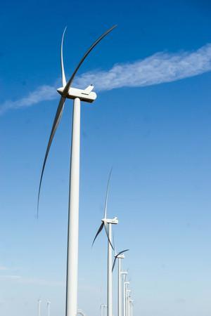 wind turbine Imagens - 62990322