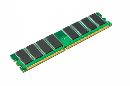 carnero: M�dulo SDRAM Foto de archivo