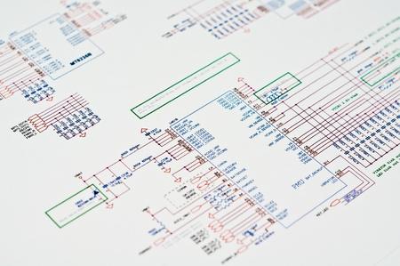 ingenieur electricien: Dessin technique