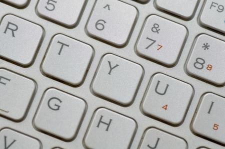 Notebook keyboard Stock Photo - 11172769