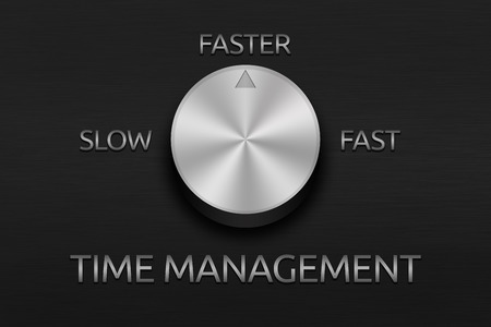 fast money: The time management handle on the metal plate