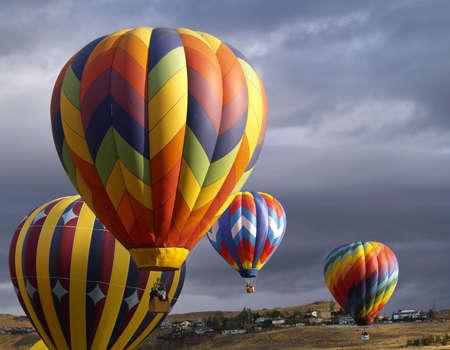 nv: The Great Reno Balloon Race - Reno, NV