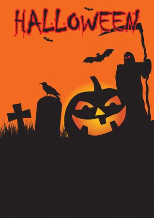 Halloween Stock Vector - 8704297