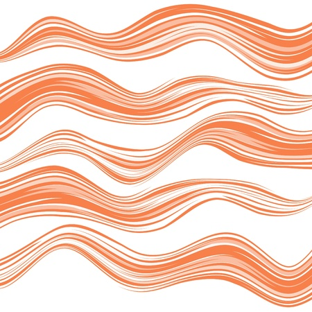Orange abstract background. Stock Vector - 10389613