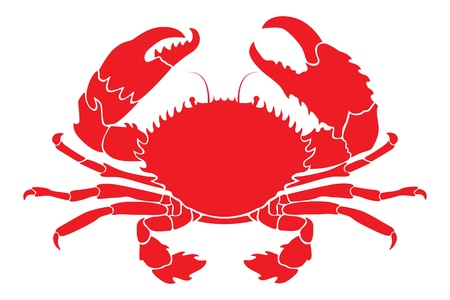 crabs: Red Crab