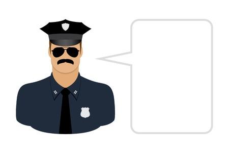 gorra polic�a: polic�a