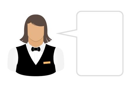 bartender: barman serveur, des avatars et des ic�nes de l'utilisateur
