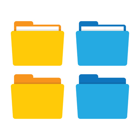 181,218 File Folder Stock Illustrations, Cliparts And Royalty Free ...