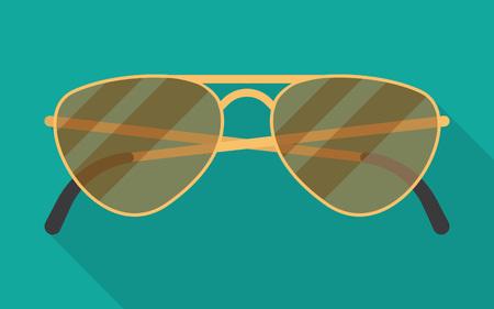 sun glasses: Illustration of sun glasses vector. sunglasses summer stylish fashion glasses. Fashion glasses trendy lifestyle accessory. Fashion glasses.