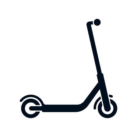 Scooter Icon on white background. Vector illustration Stock Vector - 127781841