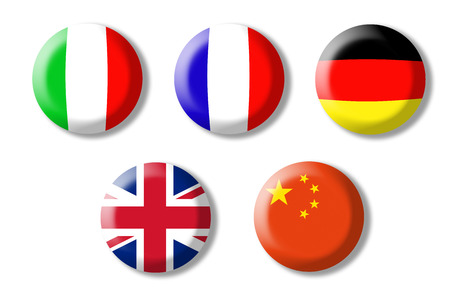 foreign language Stock Photo - 23306944