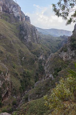 rigor: A gorge in the south of Crete, Greece