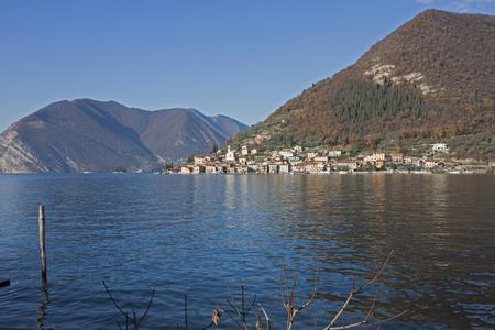 monte: Monte Isola, Lake Iseo, Italy