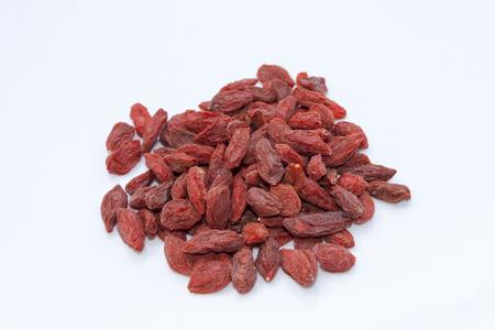 lycii: Goji berries Stock Photo