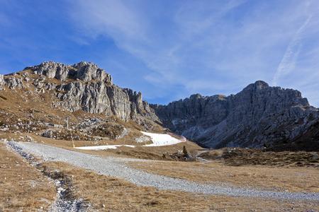 Prealps from Valtorta, Brembana Valley, Italy