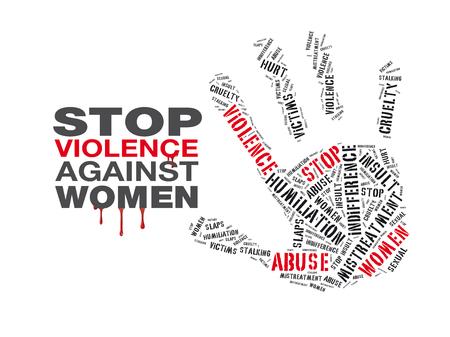 女性に対する暴力します。