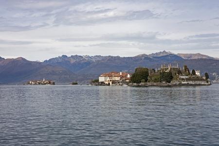Isole Borromee (isola Madre, Isola Bella, Isola dei Pescatori), lago maggiore, Italia