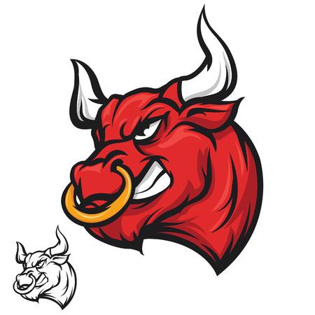 mercado: Red bull Irritada Ilustração