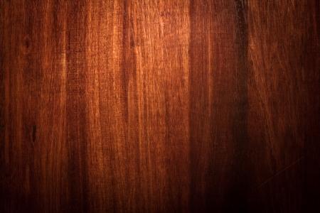 Foto van donker hout voor textuur of achtergrond