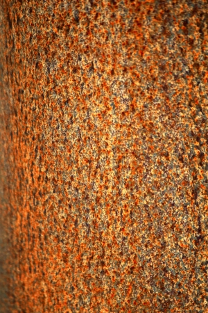 Rust close-up photo