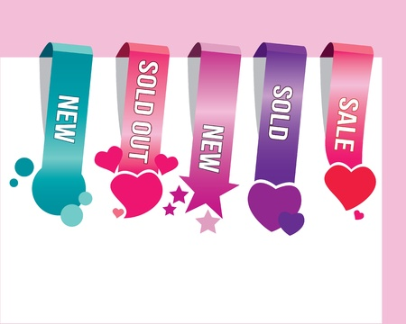 Cute ribbons