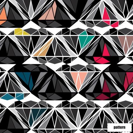 Diamant patroon