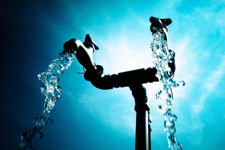 groundwater: water Stock Photo