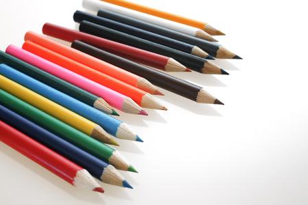 colored pencil: colored pencil
