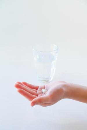 recuperation: drink medicine