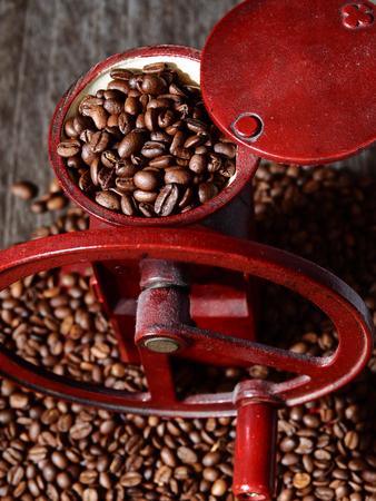 コーヒー豆 写真素材