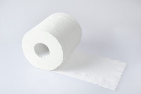 toilet paper 写真素材