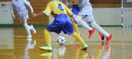 futsal Stock Photo