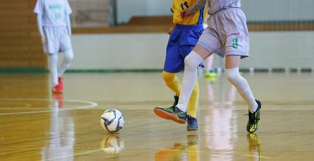 futsal Reklamní fotografie