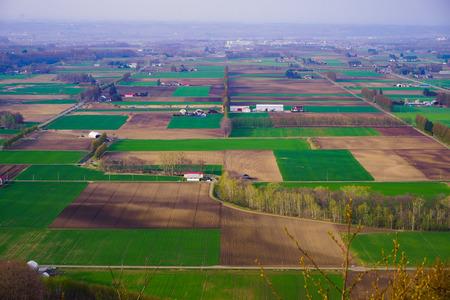 wide field in tokachi