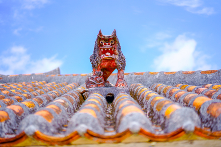 shisa in okinawa
